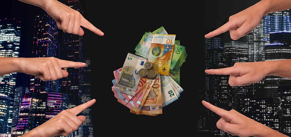 Mastercards weltweite Aktivitäten gegen Bargeld aufgedeckt: die Erfindung einer Gesundheitsgefahr durch Banknoten