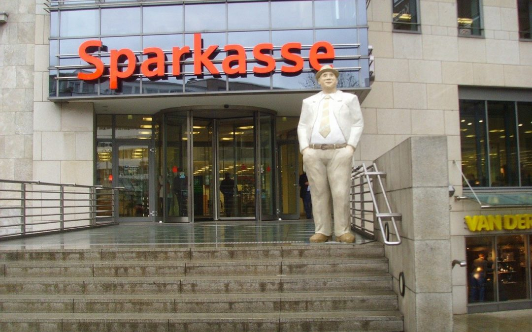 Nürnberger Sparkasse nimmt kein Bargeld an