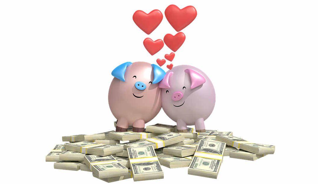 Meine Beziehung zu Bargeld